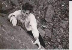 Rock Climbing Photo: The 90's