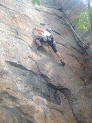 Rock Climbing Photo: Canal Zone, Clear Creek Canyon