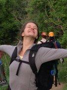 Rock Climbing Photo: After a successful climbing session (after-climb)