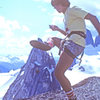 Not actually Index. Just an old shot of me hacky-sacking on top of Snowpatch spire, 1980.