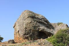Rock Climbing Photo: The gate V11