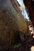 Rock Climbing Photo: The South end of the Grand Ccorridor, South West A...