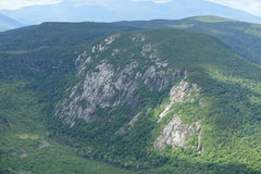 Rock Climbing Photo: North Bald Cap as seen from The Outlook