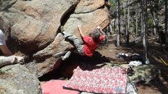 Rock Climbing Photo: Yup.