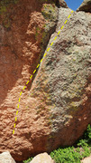 Rock Climbing Photo: Gastoner.