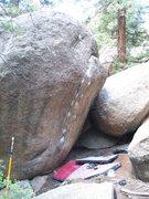 Rock Climbing Photo: Defiance.