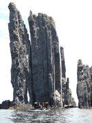 Rock Climbing Photo: Area