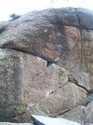 Rock Climbing Photo: RftS.