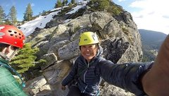 Rock Climbing Photo: Summit Selfie