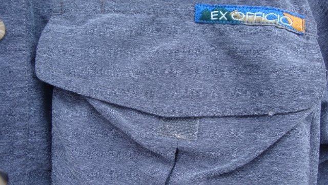 Nice fabric.