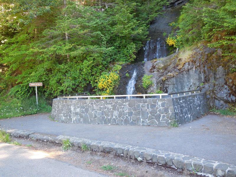 Parker Creek Fall, Marys Peak.