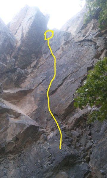 bolt guide for climb