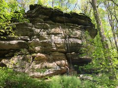 Big Wall: Dunee Ohio, right side