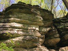 Big Wall: Dundee Ohio, Left Side