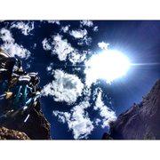 Rock Climbing Photo: Zip 5.9+ :: The Sentinel