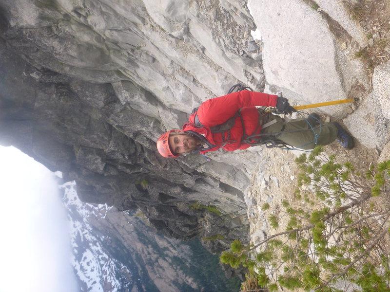 Rock Climbing Photo: climber 1