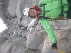 Rock Climbing Photo: climber 2
