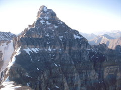 Rock Climbing Photo: Deltaform from summit of Neptuak