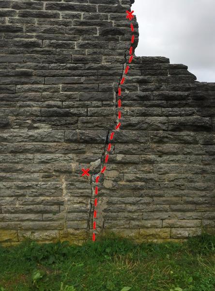 Rock Climbing Photo: The Cracken.