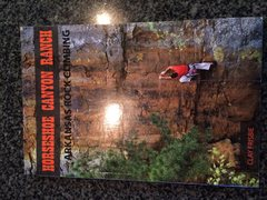 Horseshoe Canyon Ranch <br />Arkansas Rock Climbing <br />By Clay Frisbee