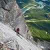 NE Face of Ha Ling Peak - Canmore, Alberta