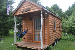 Rock Climbing Photo: The Tiny House- sleeps 2 people