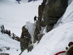 Rock Climbing Photo: On the ridge - June 20, 2012