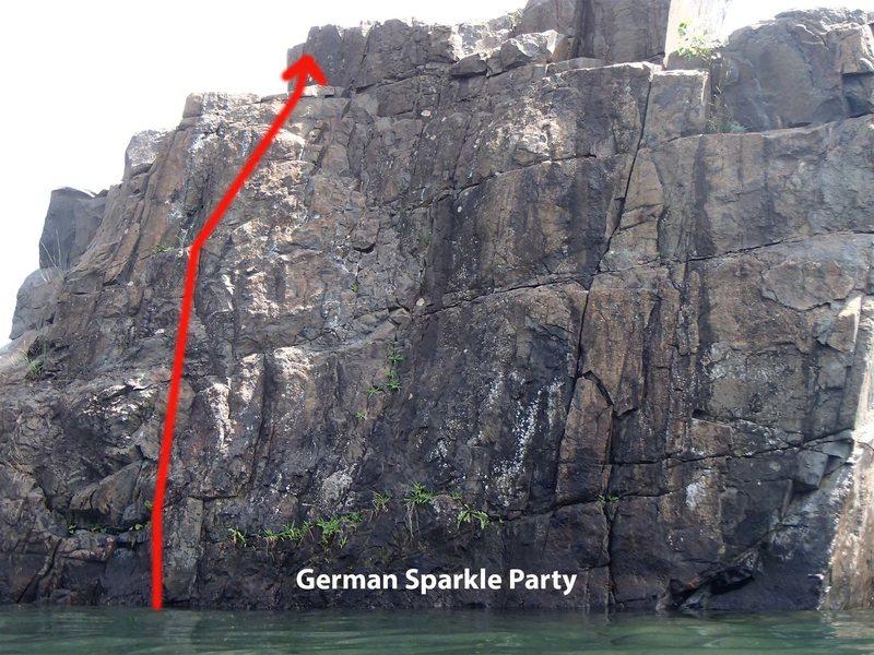 German Sparkle Party V1