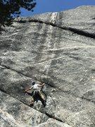 Rock Climbing Photo: Pajama People