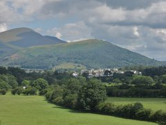 Rock Climbing Photo: Portinscale Village near Keswick Cumbria