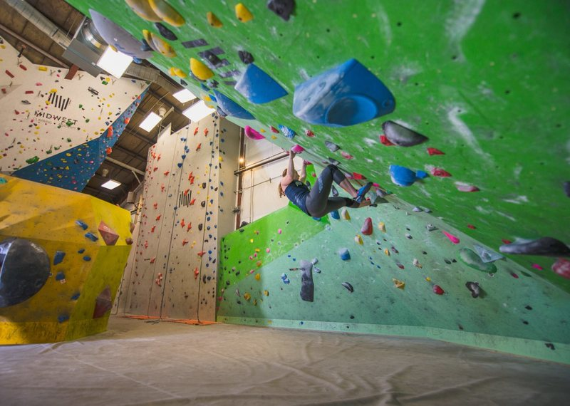 Rock Climbing Photo: Academy shot