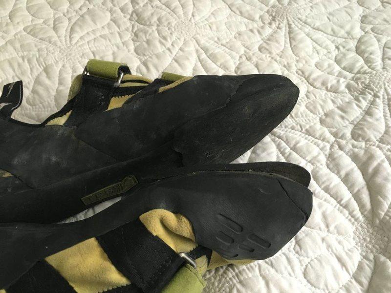Evolv shoes 2