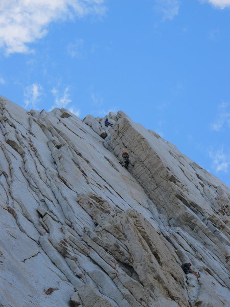 """Rock Climbing Photo: the only description I can come up with is """"H..."""