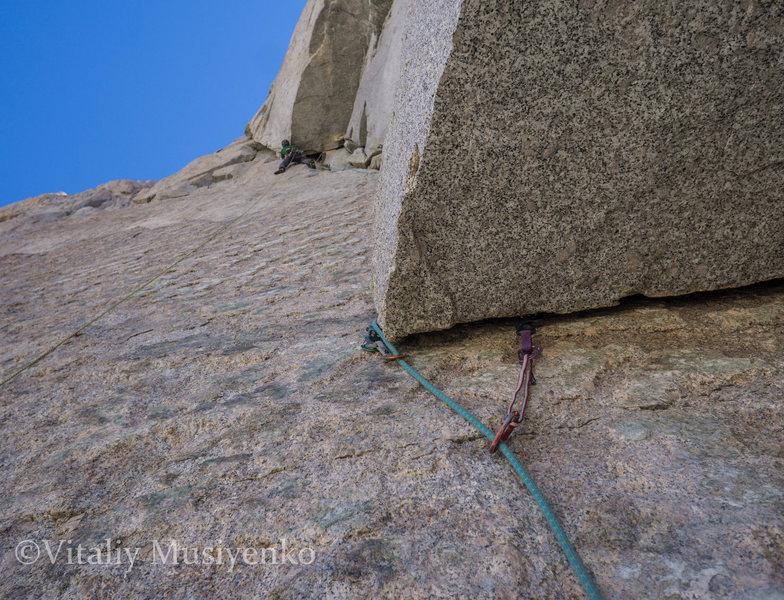 Rock Climbing Photo: Da Fun!