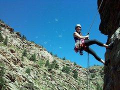 Rock Climbing Photo: personal pic