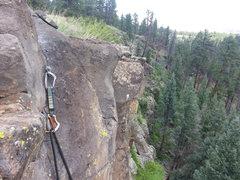 Rock Climbing Photo: Hall Creek