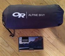 OR Alpine Bivy (brand new with tags)