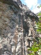 Rock Climbing Photo: Arana