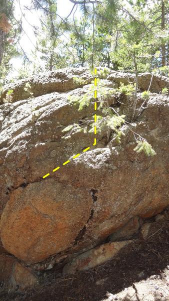 Rock Climbing Photo: STP 2.