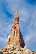 Rock Climbing Photo: Resurrection Tower FA Paul Ross Layne Potter 2003 ...