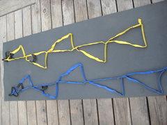 Rock Climbing Photo: Metolius 5-step aider, like new