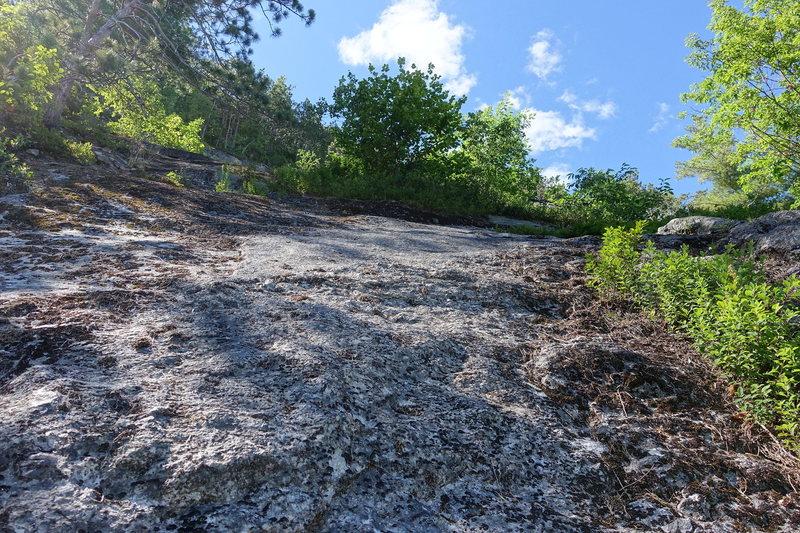Rock Climbing Photo: DLM, P4