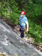 "Rock Climbing Photo: No, this is NOT the ""2nd Step"" on the No..."