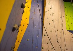 Rock Climbing Photo: Part of wall