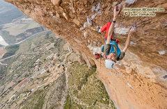 Rock Climbing Photo: climbing in Riglos