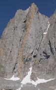 Rock Climbing Photo: Outline