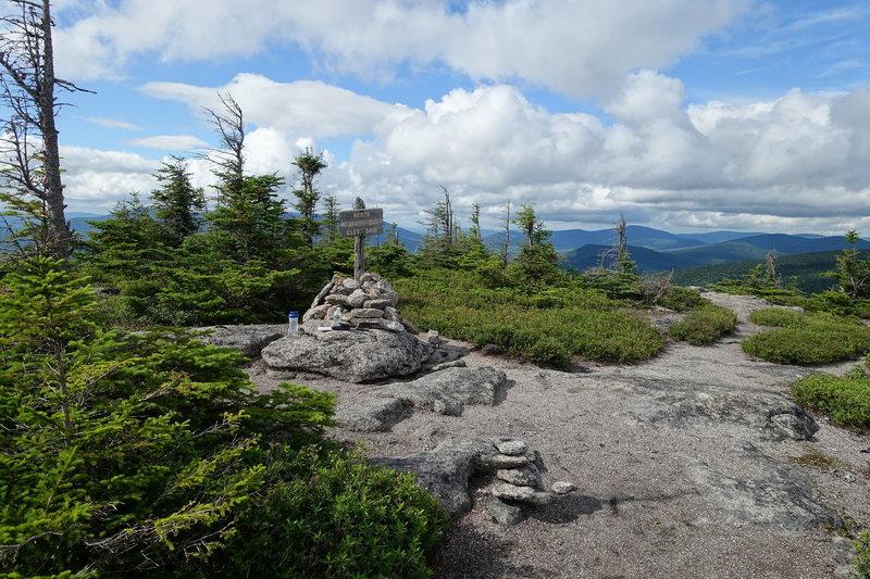 North Percy Peak summit