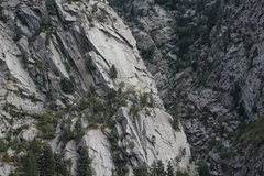 Rock Climbing Photo: Pentapitch Area