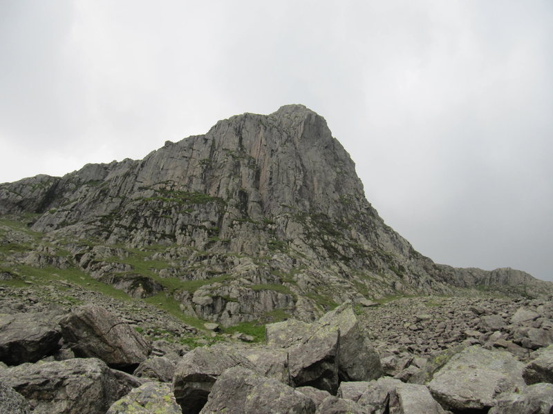 Esk Buttress, The Lake District