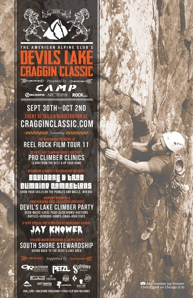 Rock Climbing Photo: AAC craggin classic 2016